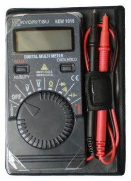 Multimeter Multi Tester Digital Pocket Kyoritsu 1018 kyoritsu 1018 digital multimeter with soft 600v