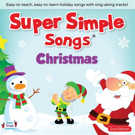 super simple songs christmas  super simple learning