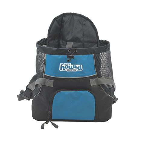 pouch carrier outward hound pooch pouch front carrier blue bark avenue by cucciolini
