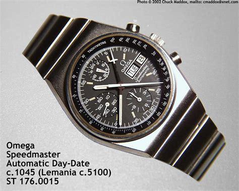 Omega Speedmaster Day Date c.1045 in Detail