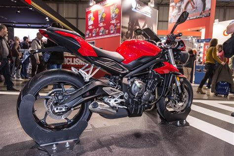 Triumph Motorrad Neuheiten 2018 triumph neuheiten 2018 eicma 2017