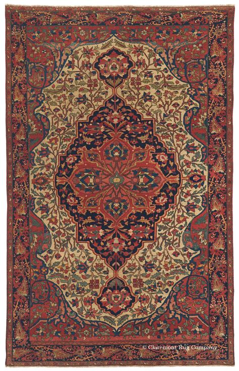 claremont rug company ferahan sarouk with innovative carpet patterns