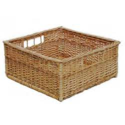 kitchen storage basket amberley products