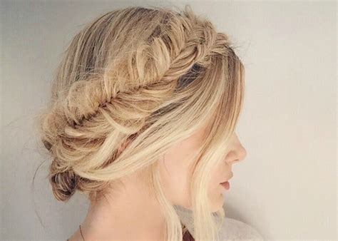 40 elegant prom hairstyles for long short hair