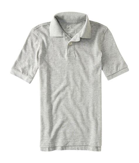aeropostale ps boys pique polo shirt ebay