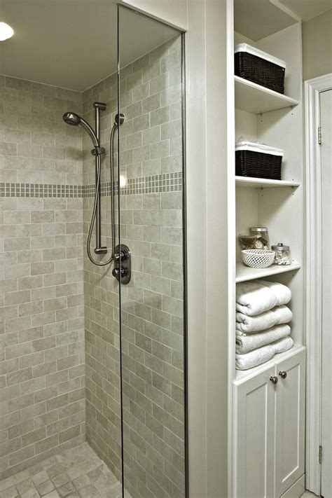 Bathroom Shower Stall Ideas Shower Stall Tile Ideas Bathroom Traditional With Bathroom Storage Glass Accent