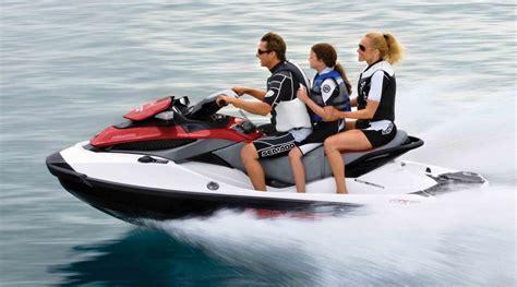 ski boat in spanish mallorca jet ski tour my mallorca holiday
