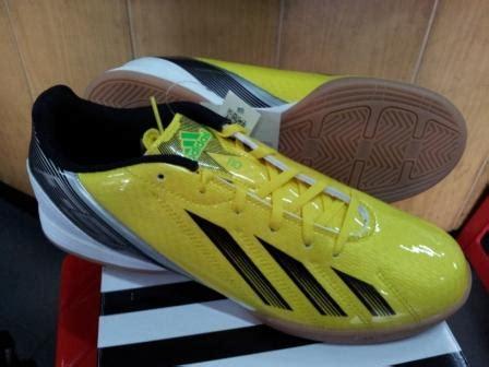 Harga Adidas F10 sepatu futsal adidas f10 new adizero kuning hitam