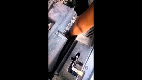 volvo  transmission fluid check  engine youtube