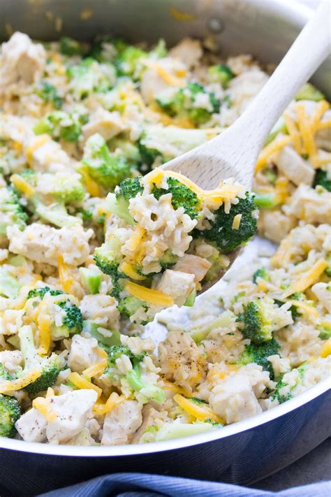 Rice Cooker Kris broccoli chicken and rice casserole healthy