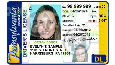 license pa in january 2018 pennsylvania driver s license not valid id for air travel 6abc