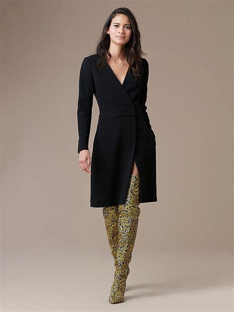 Dress Vonny Black an overview of diane furstenberg wrap dresses