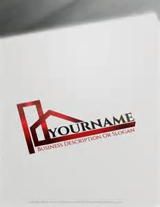 Design A Logo Free Template by Create A Logo Free Construction Logo Templates
