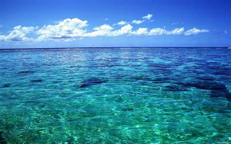 download wallpaper laut biru raja aulia indriany warna biru