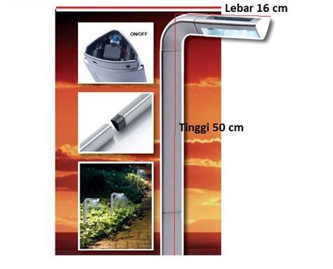 Pompa Air Mini Solar Cell lu taman tenaga surya