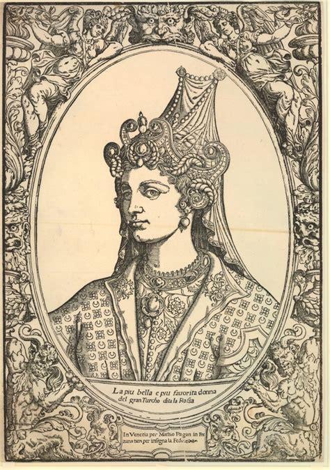 Roxalana Ottoman Legendary Leopolitans No 9 Ukraine S Greatest Heroine Roxelana Lviv Today