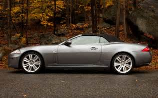Jaguar Xf Soft Top 2011 Jaguar Xkr Convertible Profile Photo 2