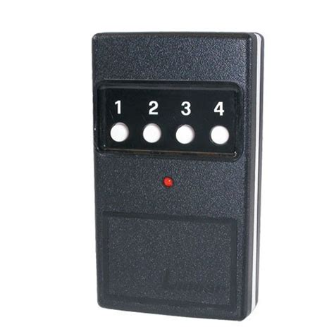 4 Button Garage Door Opener linear delta3 dt4a four button gate garage door opener