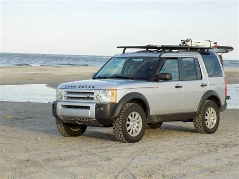 land rover lr3 lifted lr3 lift rods tires the defender source