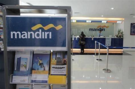 Mikro Bangking mikro bank mandiri dorong transaksi banking