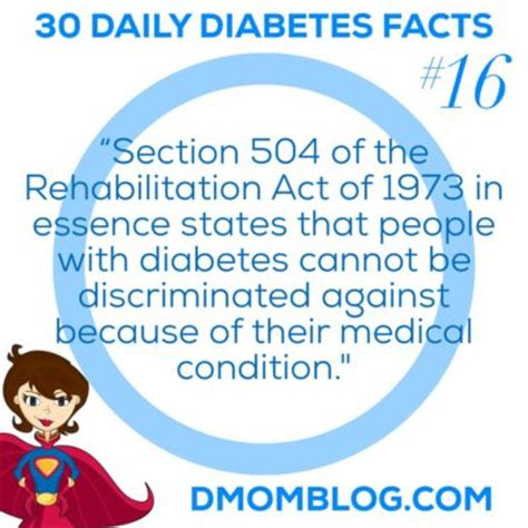 Section 504 Of The Rehabilitation Act by Diabetes Awareness Month Section 504 Of The
