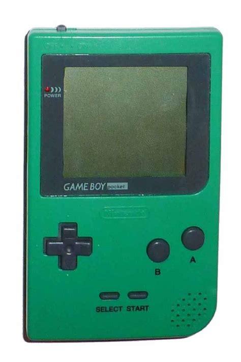 boy console buy boy pocket console emerald green mgb 001