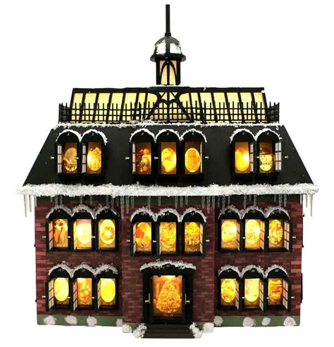advent house advent house calendar from christmas vacation officially licensed