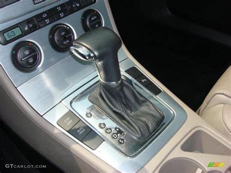 Volkswagen Tiptronic Transmission by 2008 Volkswagen Passat Sedan 6 Speed Tiptronic