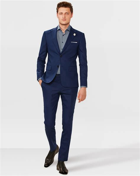 Pre Loved Setelan 4 Jascelana Biru Fit To M heren ultra slim fit pak wyatt 79596848 set suit we fashion