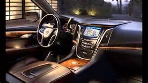 Cadillac Escalade Interior 2016 Cadillac Escalade Interior