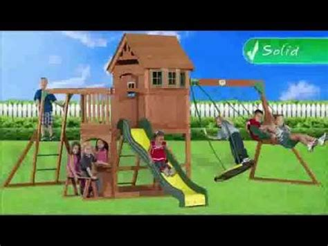 Backyard Discovery Montpelier Swing Set Montpelier Swing Set Backyard Discovery