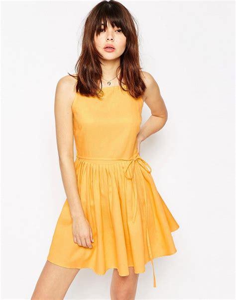 Asos Robe Blanche Courte - robe courte asos les tendances de la mode fran 231 aise de