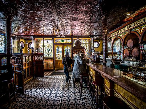 boat club road salon crown liquor saloon belfast national geographic travel