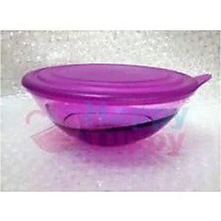 Eleganzia Bowl 600 Ml buy tupperware eleganzia bowl 600ml shopclues