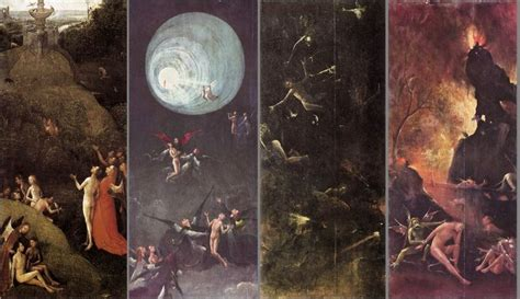 libro hieronymus bosch visions of visions of the hereafter hieronymus bosch c 1450 1516 a polyptych 1 terrestrial