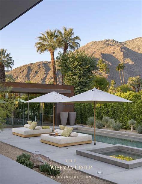 modern desert home design exquisite modern desert home captivates in palm springs