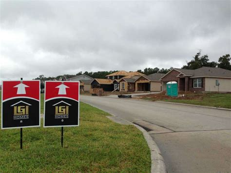 lgi homes reports strong second quarter results houston