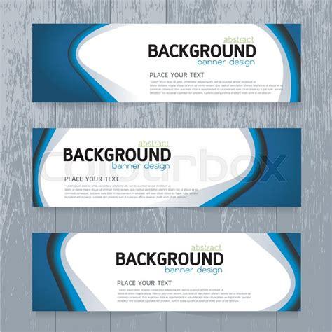 header design size vector background banner collection horizontal business