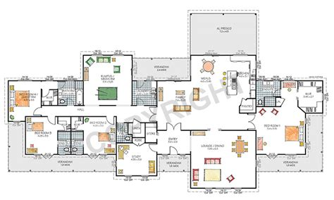 floor plans for country homes australian country home house plans australian houses