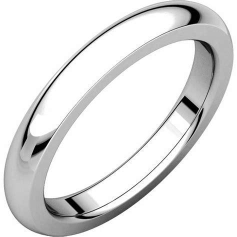 comfort fit wedding bands 115031we 18k gold 4mm wide comfort fit wedding band