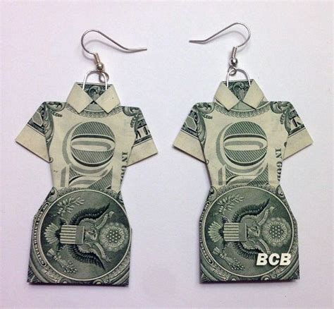 Origami Dress Money - 338 best money madness images on dollar