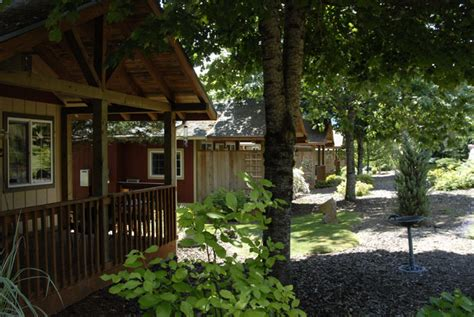 Columbia River Cabins by Columbia River Gorge Luxury Cabins Bed And Breakfast