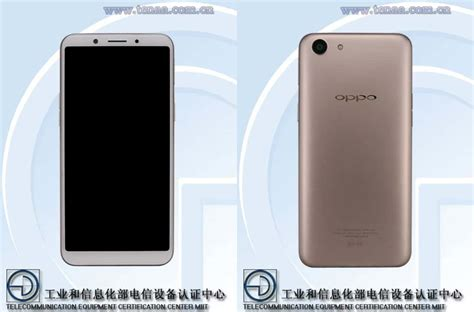 Oppo A83 oppo a83 a83t get certified with 4gb of ram thin bezels