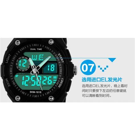 Skmei Jam Tangan Digital Analog Pria 1312 skmei jam tangan analog digital pria ad1015 white black jakartanotebook