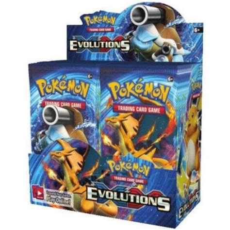 Walmart Gift Card Return Policy - pokemon xy12 evolutions booster box 36 count walmart com