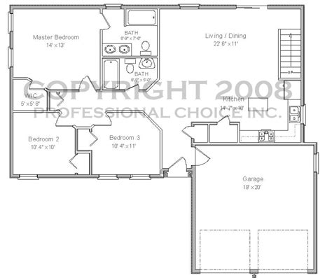 Layout Of Floor Plan valley forge main level floorplan