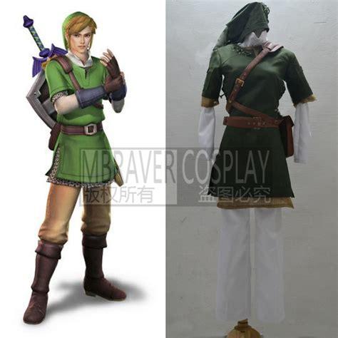 link zelda pattern costume the legend of zelda zelda link cosplay costume on