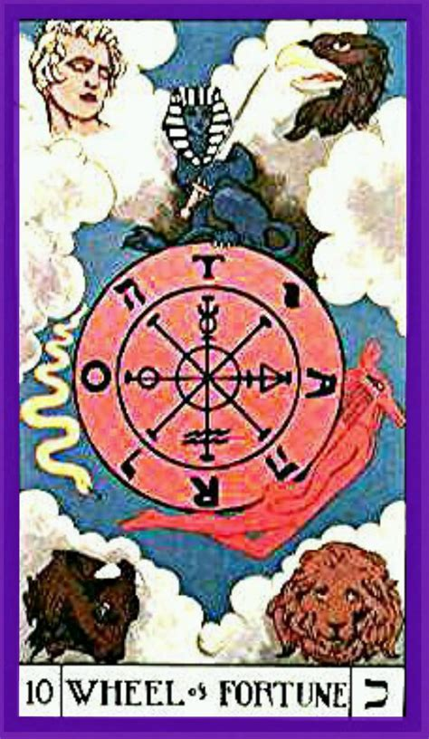 libro wheel of fortune 78 best el libro de thoth arcanos mayores images on books tarot and tarot cards