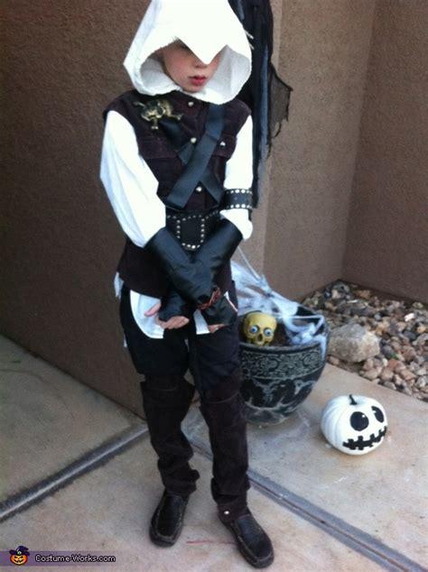homemade assassins creed costume photo
