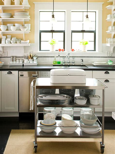 kitchen trolley ideas how to 10 tips on how to decorate a small apartment